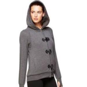 Alo Yoga Sherpa Lined Hooded Jacket